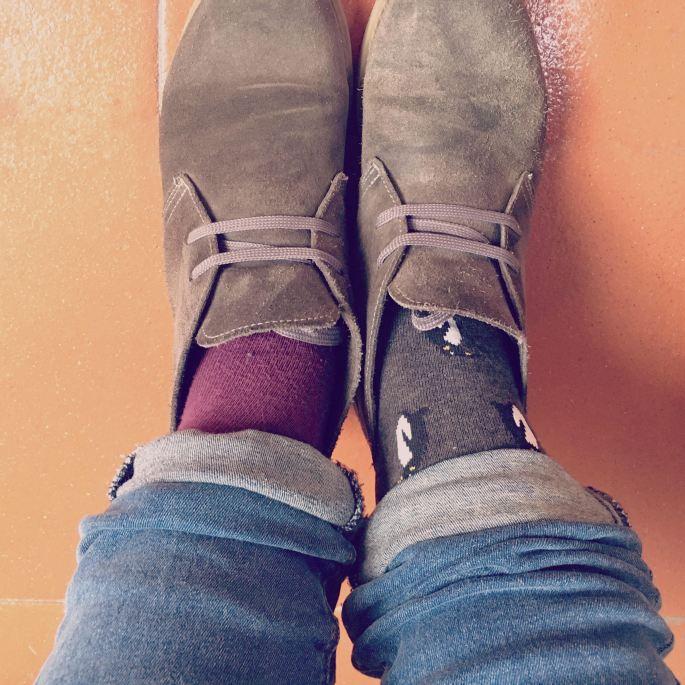 Il cassetto dei calzini spaiati