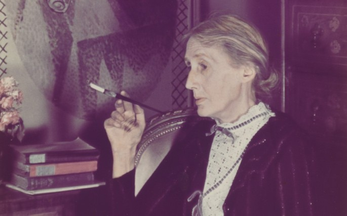 Virginia Woolf, last picture
