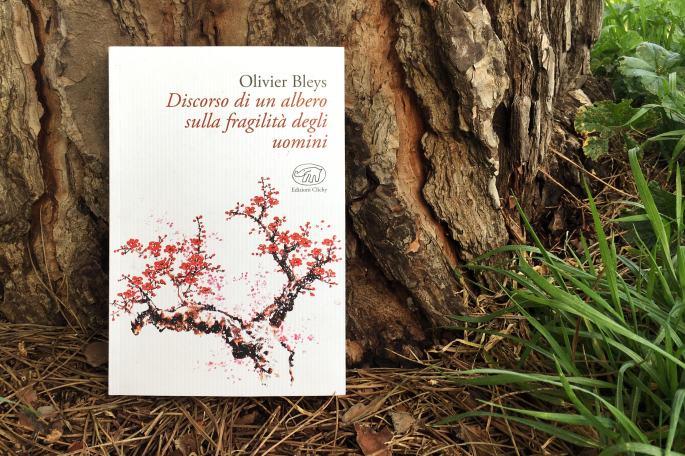 Discorso di un albero sulla fragilità degli uomini, Olivier Bleys (Edizioni Clichy)