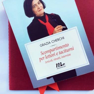 Grazia Cherchi, Scompartimento per lettori e taciturni (minimum fax, 2017)