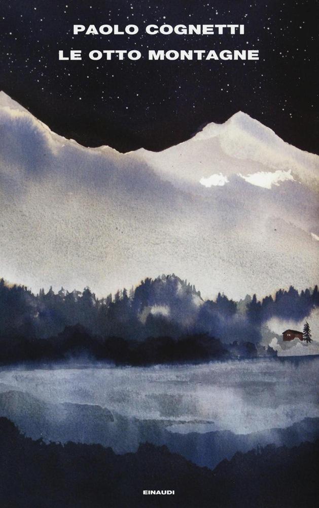 Paolo Cognetti, Le otto montagne