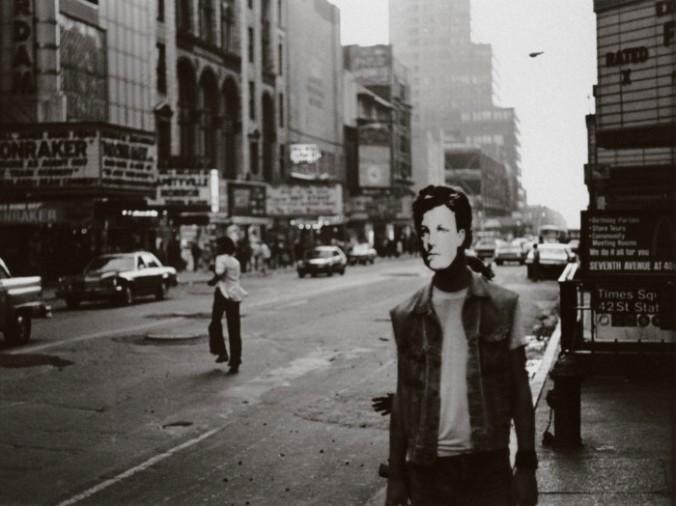 David Wojnarowicz, Arthur Rimbaud in New York – Times Square (1978-79)