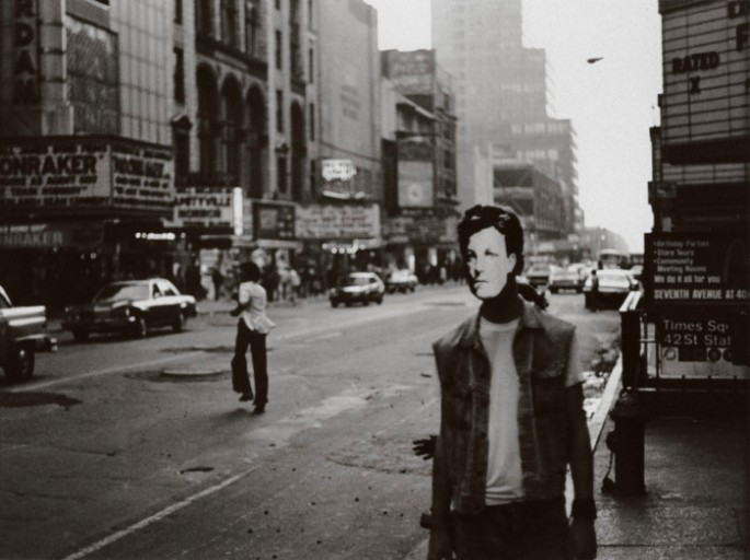 David Wojnarowicz, Arthur Rimbaud in New York – Times Square (1978-79)