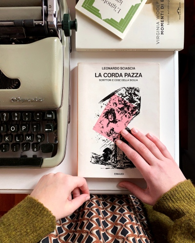 Leonardo Sciascia, La corda pazza